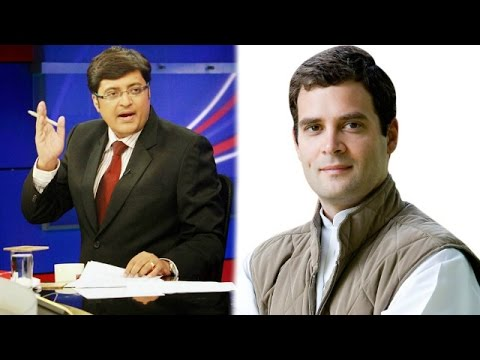 The Newshour  Debate: Snooping on Rahul Gandhi rocks Parliament (16th March 2015)