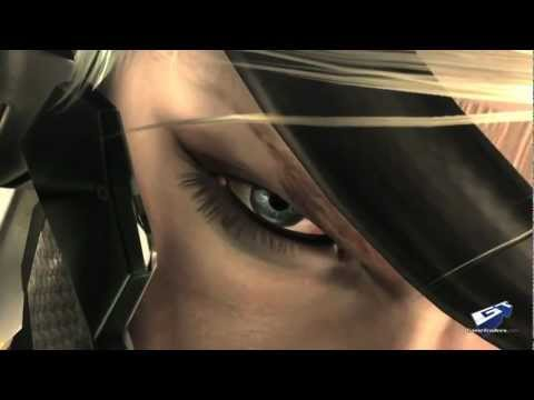 VGA 2011: Metal Gear Solid: Rising Exclusive Trailer