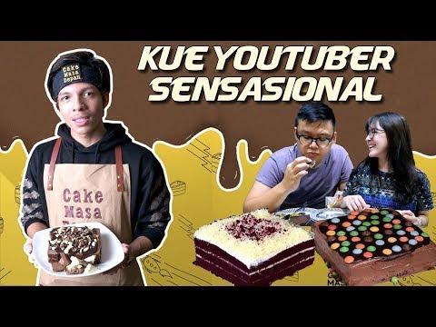 CAKE MASA DEPAN Atta Halilintar !! Review Jujur Kita !!