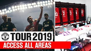 Manchester United | Tour 2019 | Access All Areas v Tottenham Hotspur | International Champions Cup
