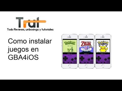 Instalar juegos desde tu ordenador a un emulador de GBA/GBC, Tutorial en Español