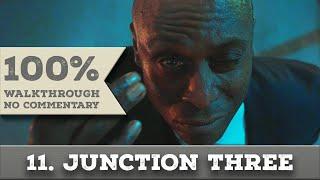 Quantum Break Walkthrough part 11 JUNCTION 3 (Hard, All Collectibles)