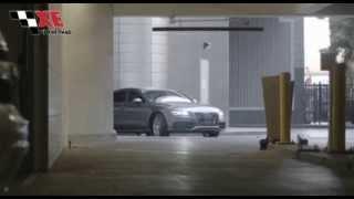 Hệ thống tự động đỗ xe của Audi