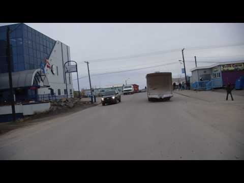 Inuvik, NWT-The Arctic Circle Trip-Day 6