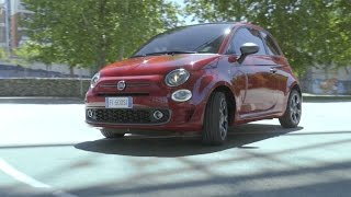 The new Fiat 500S