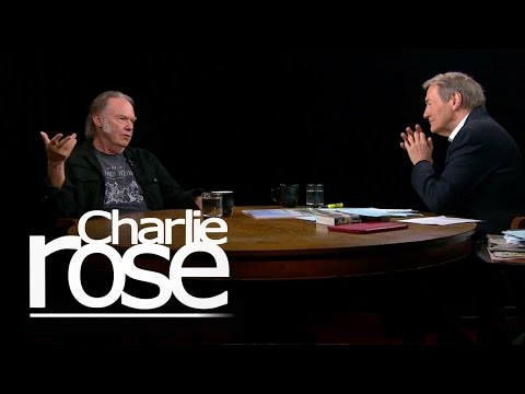 Neil Young (Sort of) Remembers Woodstock (Oct. 30, 2014) | Charlie Rose