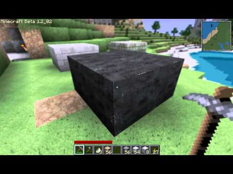 Minecraft - Parallax Mapping