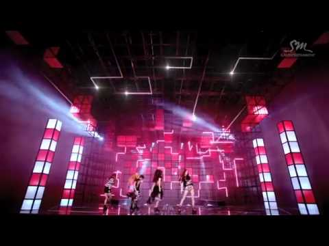 f(x) 에프엑스♛_일렉트릭 쇼크_Music Video