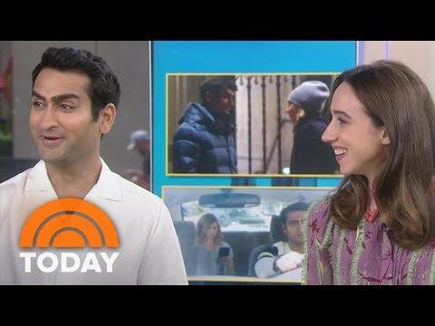 Kumail Nanjiani And Zoe Kazan Talk About 'The Big Sick'   TODAY