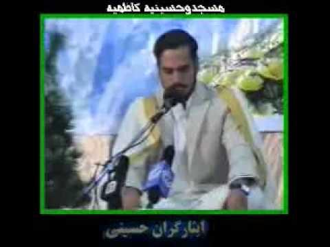 qari kabeer(kabir) haidari (afghan) in hirat 2011.flv