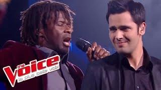 The Voice 2013   Yoann Fréget & Emmanuel Djob - Many Rivers to Cross (Jimmy Cliff)   Demi-Finale