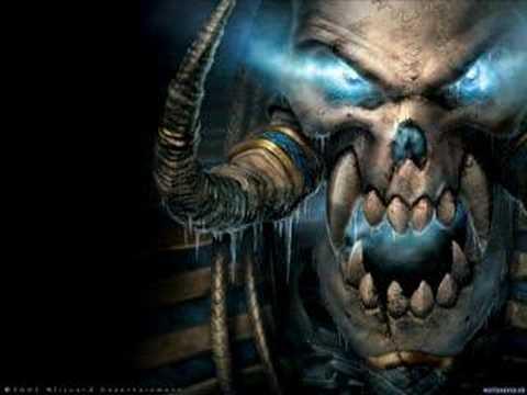Warcraft 3 Soundtrack - Undead