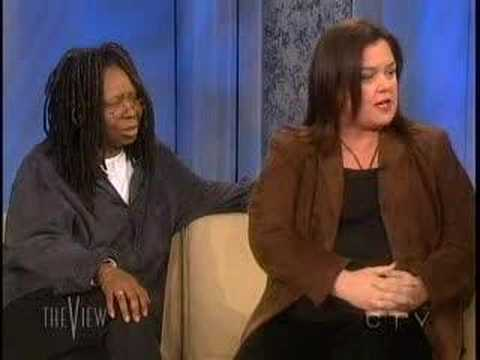 The View - 1-3-07 Kristin Davis, Whoopi & Rosie