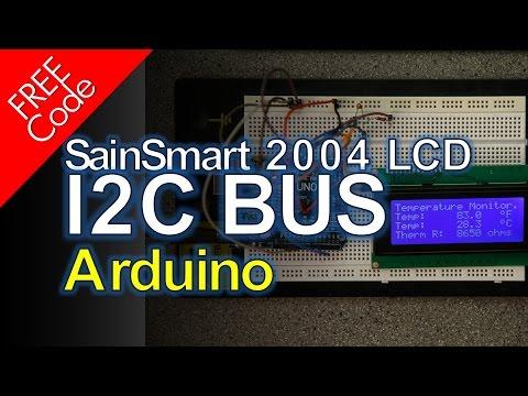 Arduino - LiquidCrystalScroll