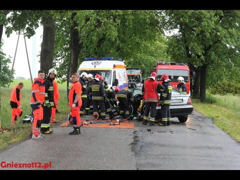 Tragiczny Wypadek W Trzemżalu