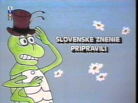 Včielka Mája (slovakian version)