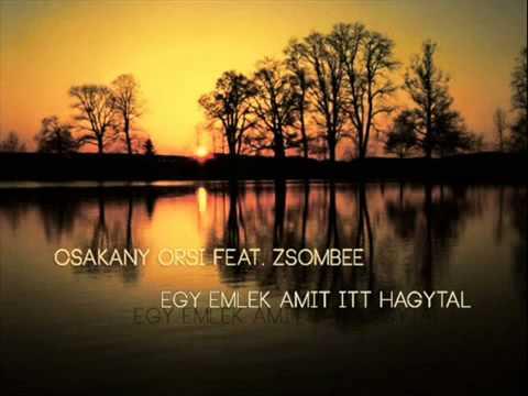 Sonerie telefon » Csakany Orsi feat Zsombee – Egy emlek amit itt hagytal (2012)