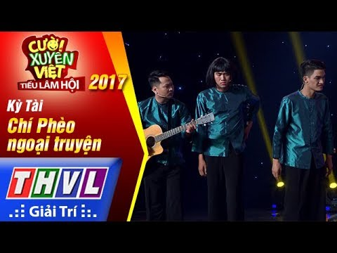 THVL | Cười xuyên Việt – Tiếu lâm hội 2017: Tập 5[1]: Chí Phèo ngoại truyện - Kỳ Tài | THVL