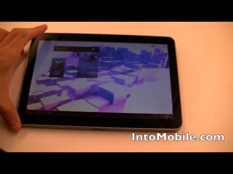 Hands-on: Samsung Galaxy Tab 10.1 at Mobile World Congress