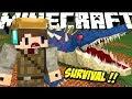 TERNYATA INI JADINYA KALO KAMU TERNAK BUAYA ! Minecraft Survival #34 MP3