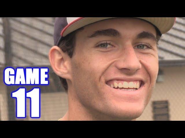 NEXT BASEBALL GAME GOES UP TOMORROW!   On-Season Softball Series   Game 11