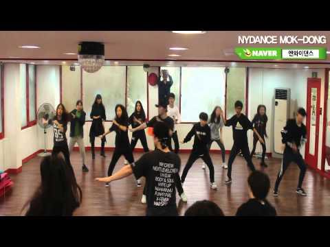 주말방송 비스트 12시30분 엔와이 목동점 beast k-pop choreograpy diet dance