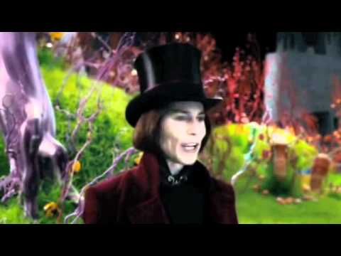 Charlie And The Chocolate Factory - 'land Of Candy' Scene video