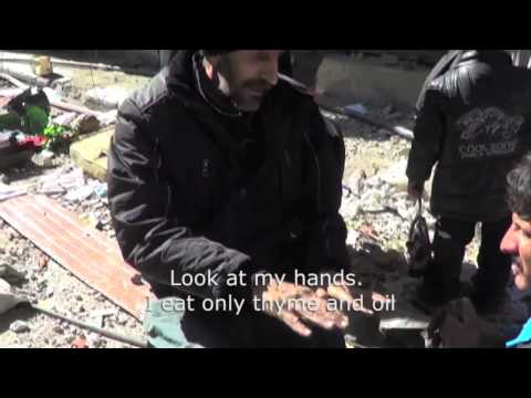 Syria: Aid Convoys Bring Relief To Besieged Old City of Homs