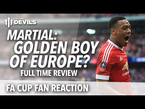 Anthony Martial: Europe's GREATEST Youngster? | Full Time Review! Everton 1-2 Manchester United