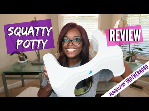 Squatty Potty Review   Costco Find   Marriage & Motherhood