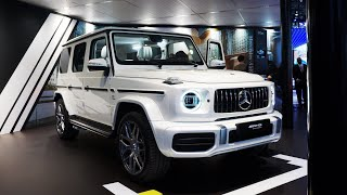 (11.2 MB) 2019 G63 AMG First Look Mp3