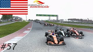 F1 2017 Career Mode #57: THE UNITED STATE OF MCLAREN