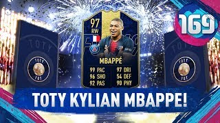 TOTY Kylian Mbappe! - FIFA 19 Ultimate Team [#169]