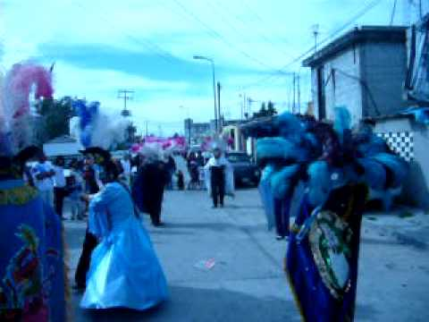 lo nuevo en el carnaval union xonaca