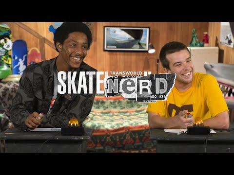 Skate Nerd: Dominick Walker Vs. Chase Webb