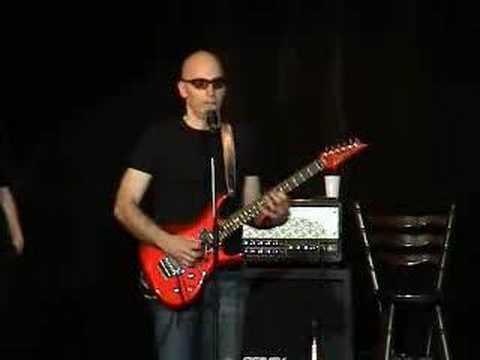 Joe Satriani clinic