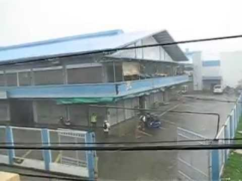 Super Typhoon Glenda Video 2