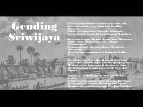 Gending Sriwijaya video