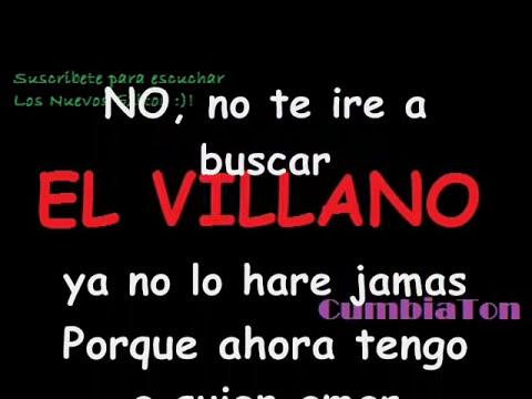 NO TE IRE A BUSCAR (CON LETRA) - EL VILLANO FT. KENNY DIH (NUEVO AGOSTO 2013)