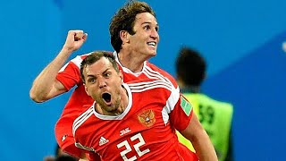 Russia proving doubters wrong albeit in weak Group A