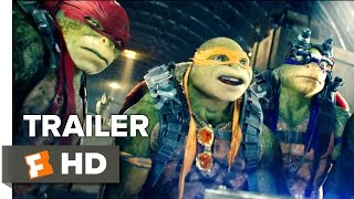 Video clip Teenage Mutant Ninja Turtles: Out of the Shadows Official Trailer #3 (2016) - Movie HD