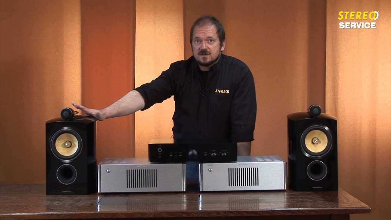 Stereo - Service - Bi-amping