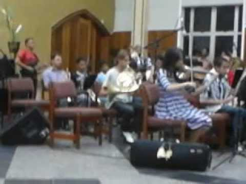 Lugares Altos - Orquestra Ex�do