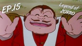 LOLITA'S KISS - The Legend of Zorro, ep. 15 - EN