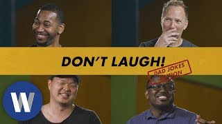 Don't Laugh!: Dad Jokes Edition | Father's Day | Willow Creative
