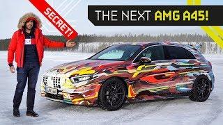 NEXT AMG A45! Mr AMG previews the Drift Mode Beast!!