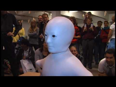 Talk with Telenoid, Ars Electronica