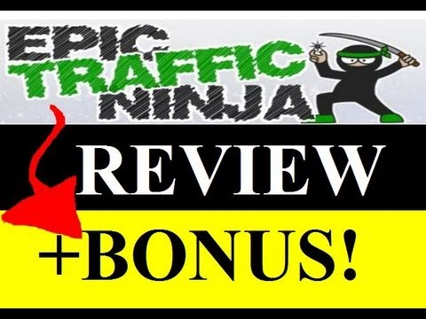 Epic Traffic Epic Traffic Ninja Review And