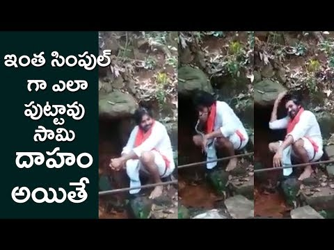Pawankalyan Rarest & Simplest Behaviour In Tirumala | Filmy Monk
