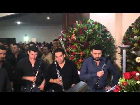 Banda El Recodo canta a Aldo Sarabia en su funeral (2)